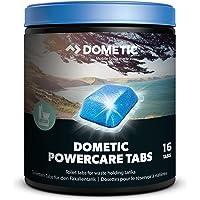 Dometic Pastillas PowerCare - Aditivo para el tanque de aguas negras, ayuda a la disolución de los residuos, 16…