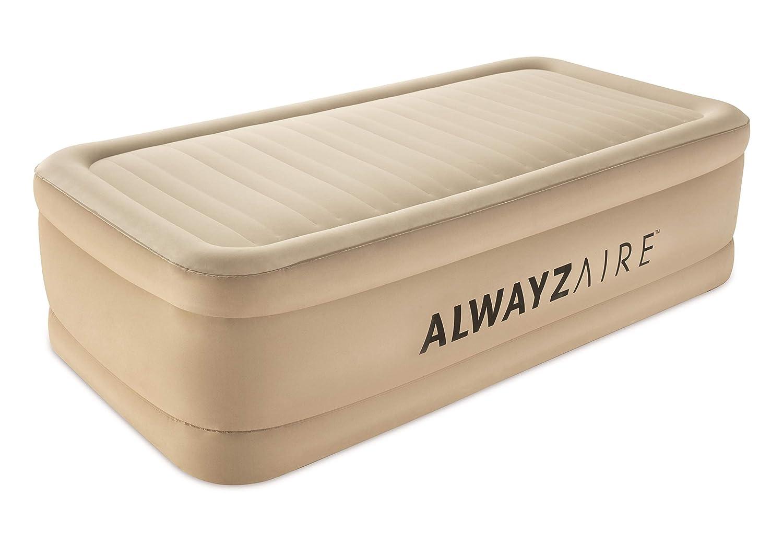 Bestway AlwayzAire Einzel- Luftbett, Luftbett, Luftbett, 191x97x51cm, selbstaufblasend mit eingebauter Elektropumpe a8db8e