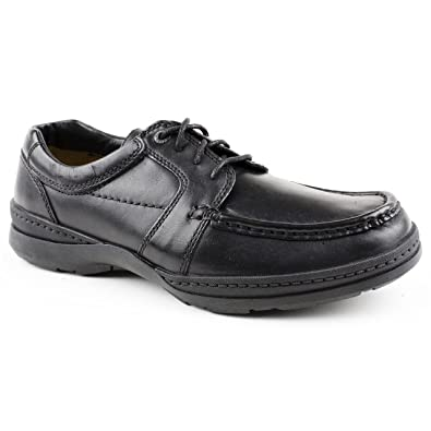 clarks wide fit mens