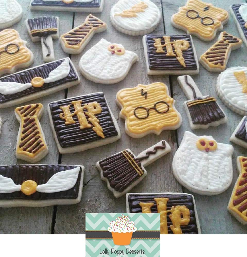 7 Piece Witch and Wizard Cookie Cutter Set by Harry potter (Image #3)