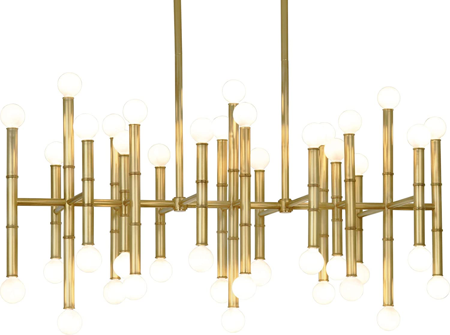 Robert Abbey 687 42 Light Chandelier