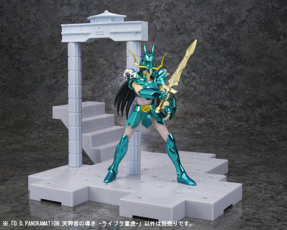 Bandai/ /Guidance Libra Dohko BAN17570 /Saint Seiya 57078/D.D /17570/ panoramation/