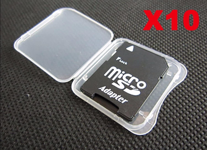 Amazon.com: Paquete de 20 SD MMC/SDHC PRO DUO tarjeta de ...