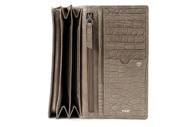 Seria Europa Purse H11fz. Womens Wallet. Schwarz (Black). 1x10x18 cm (B x H T) Joop oARKy6bbLC