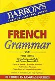 French Grammar (Barron's Grammar Series)