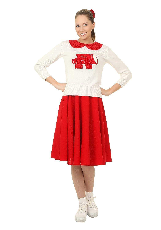 Frauenfett Rydell High Cheerleader Kostüm - M