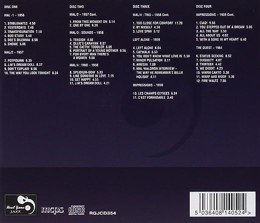 Mal Waldron 7 Classic Albums Mal Waldron Amazon Music