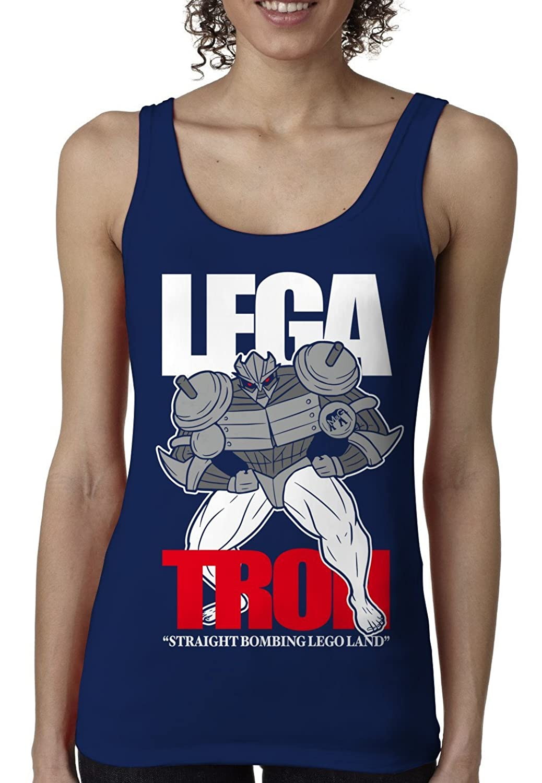 Bro Science Women's Legatron Tank-top