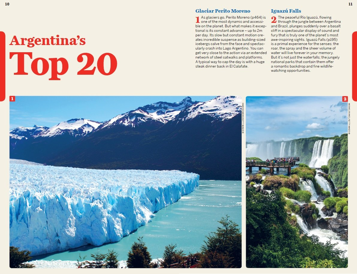 Buy Lonely Planet Argentina Travel Guide Book Online At Low - Argentina map lonely planet