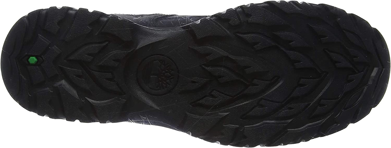 Timberland MT. Major Gore-tex Waterproof, Chaussures Oxford Homme Noir (Black Full Grain)