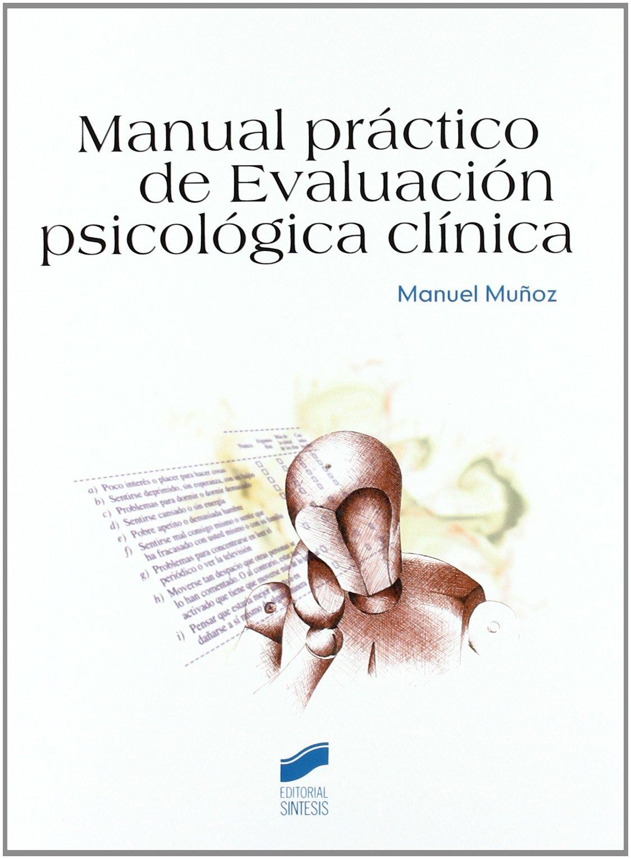 Manual práctico de evaluación psicológica clínica. PDF
