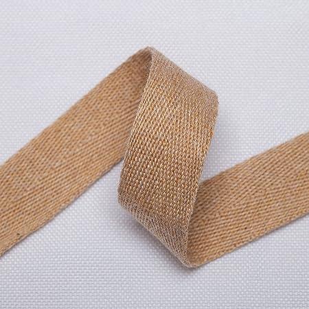 Cinta de Algodón en Espiguilla, 16mm de ancho. Neotrims. 21 colores bonitos disponibles. Costura, decoración, actividad manual: Amazon.es: Hogar