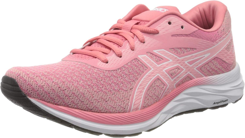 ASICS Gel-Excite 6 Twist Womens Zapatillas para Correr - AW19: Amazon.es: Zapatos y complementos