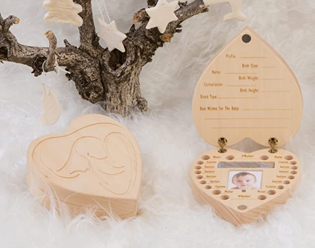 baby tooth box baby shower gifts christmas gift baby gift baby shower