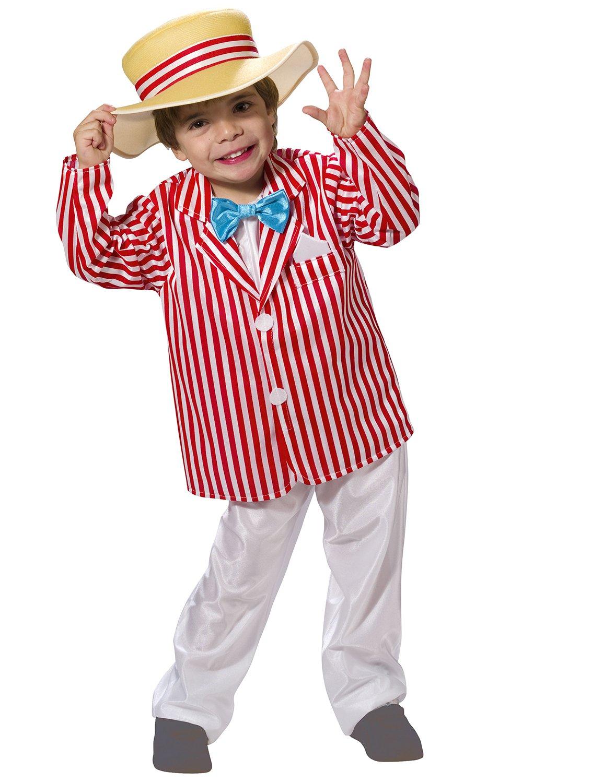Disfraz para niñas de Institutriz Mary (Niño 3 - 5 años ...