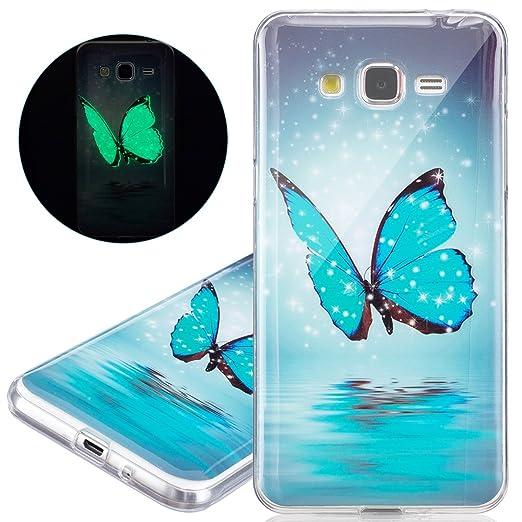 2 opinioni per Custodia per Samsung Galaxy Grand Prime- Cover Galaxy Grand Prime- ISAKEN