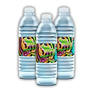 1a164c26a471 12 Personalized Fresh Prince of Bel Air Water Bottle Label