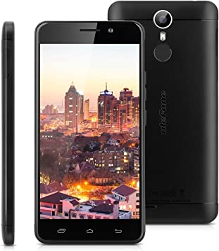 Ulefone Metal - Smartphone Libre Android 6.0 (4G LTE, Pantalla 5.0 ...