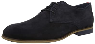 C2285ampbell 2b, Derby Homme, Vert (Shitake 012), 41 EUTommy Hilfiger