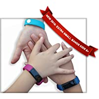 Kids Fitness Tracker Activity Tracker for Kids - Waterproof Smart Watches for Girls...
