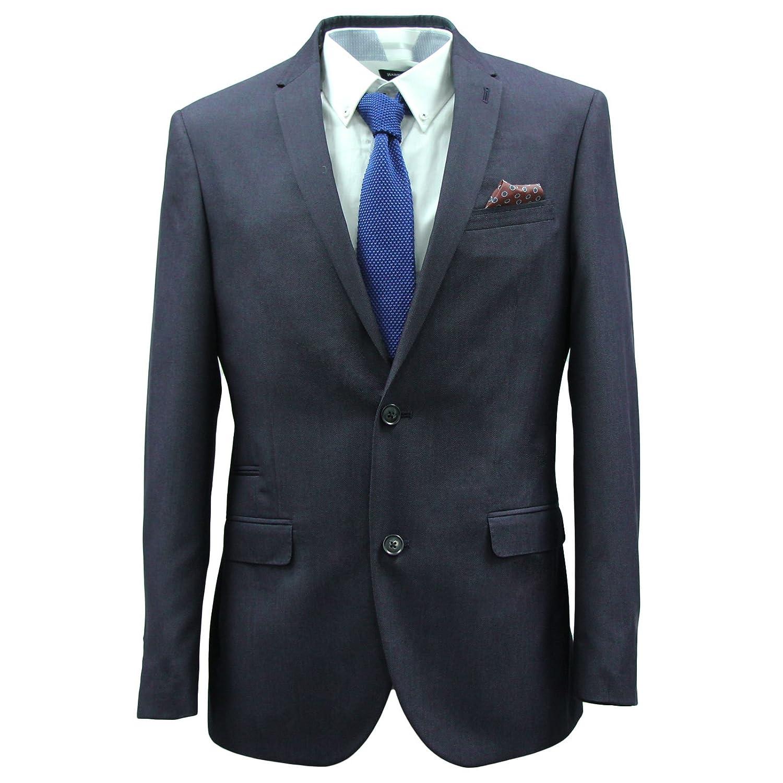HARRY BROWN Men's 2 Piece 2 Button Tailored Fit Suit hot sale