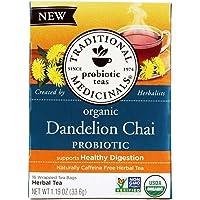 Traditional Medicinals Dandelion Chai, 24.09 g