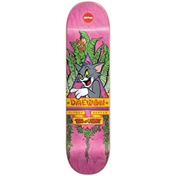 36ac179aee Almost Tom Big Panther Deck, Daewon Song, Size 8.25: Amazon.co.uk ...