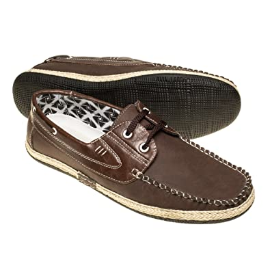 Men's On The Go Casual Loafers (10 Coffee)