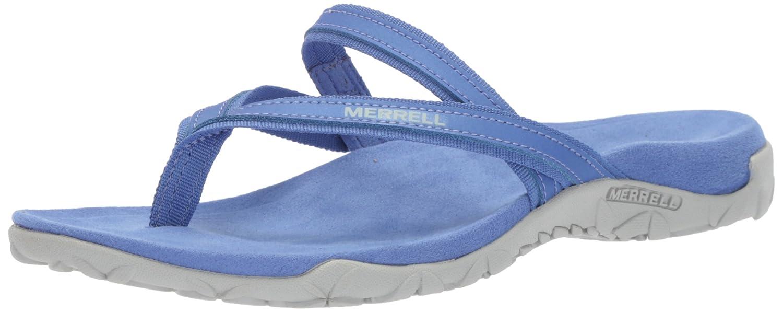 Merrell Women's Terran Ari Post Sport Sandal B071FNYRZT 9 B(M) US|Baja Blue