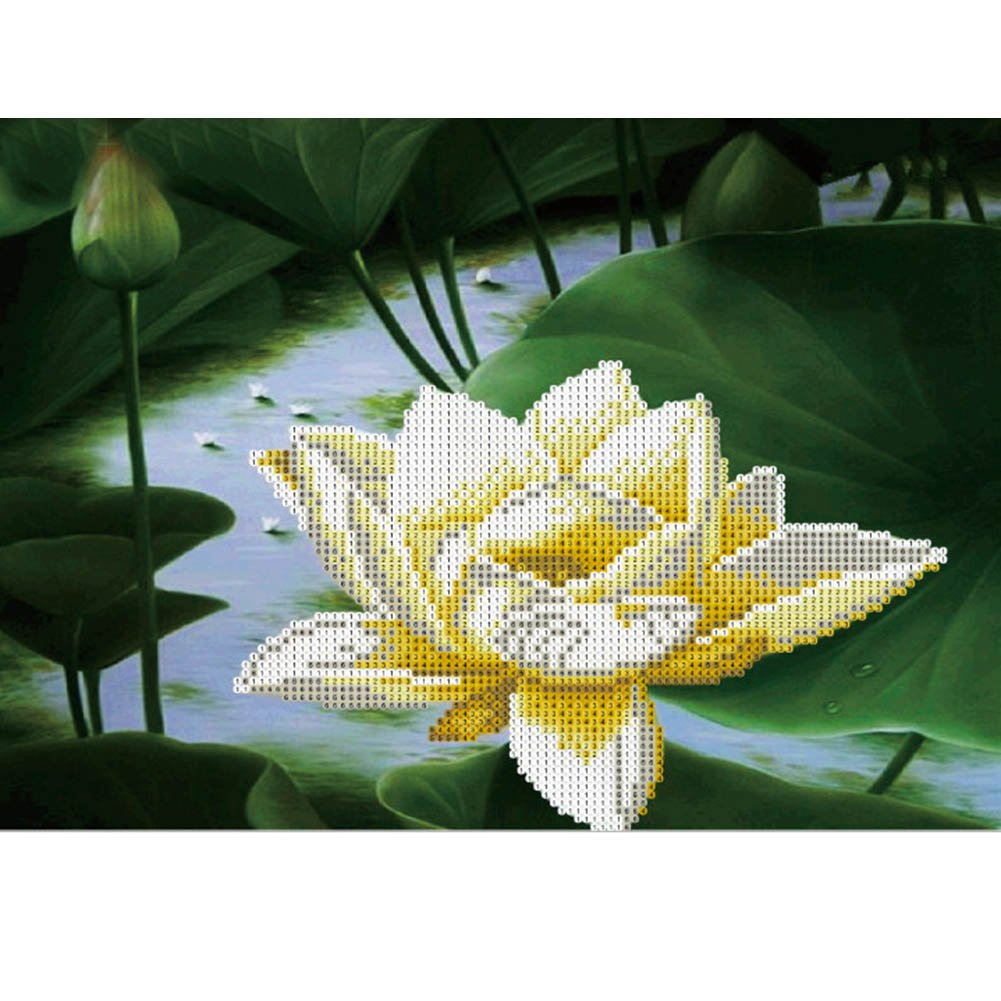 Amazon.com: Chige DIY 5D Diamond Painting Kit, Cross Stitch Craft ...