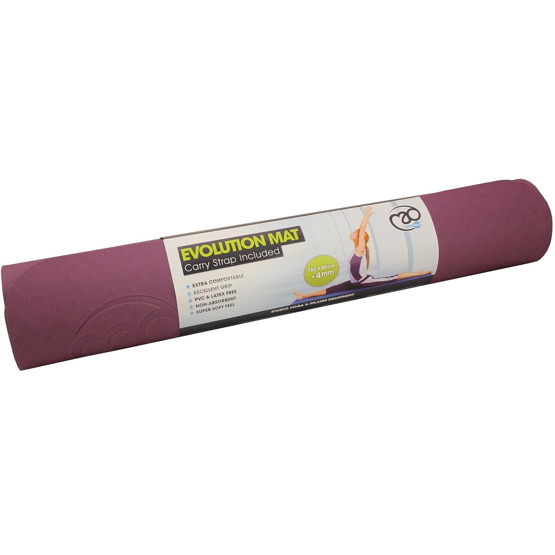 Yoga-Mad Rot - Colchoneta de Yoga