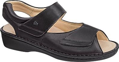 387d0f00576b Finn Comfort Womens Soft 96401 Black Nappa - 36 M EU