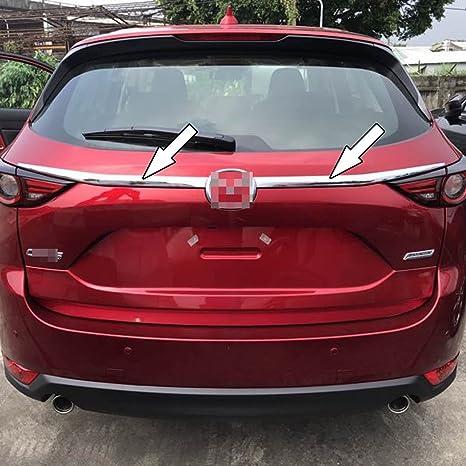 beautost ajuste para Mazda 2017 2018 Nueva CX-5 CX5 trasero Tronco Tapa Moldura para