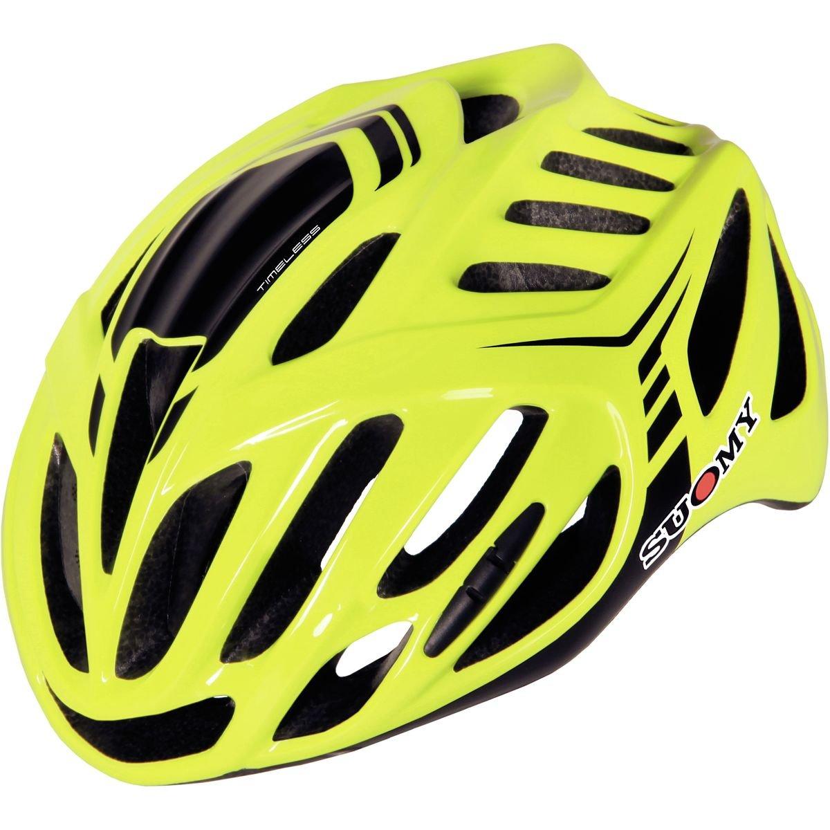 Suomy Timeless Helmet Yellow/Black, L/XL by Suomy
