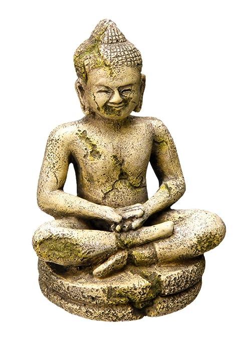 Nobby Decoración de agua 28196, Decoración de acuario 90 x 75 x 127 Buda.