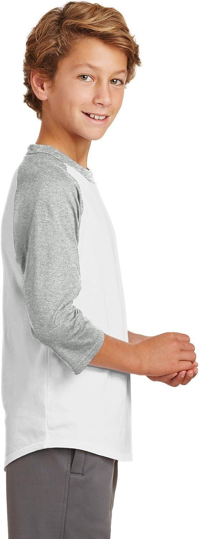 Sport-Tek Youth Short Sleeve T Shirt