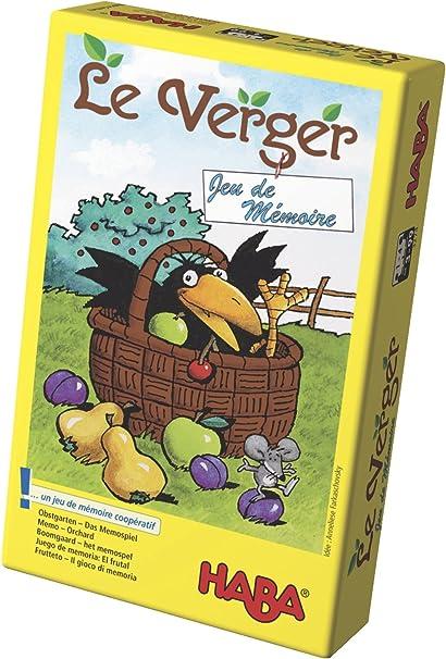 HABA 3274 - Juego de Memoria de 3 a 8 años (Fabricado en Alemania): Amazon.es: Juguetes y juegos
