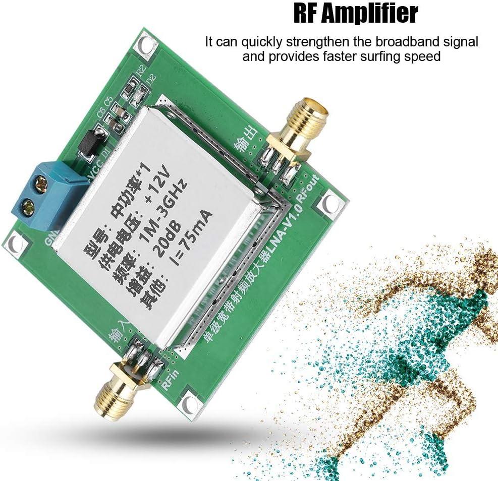 Socobeta M/ódulo Amplificador port/átil 1-3000MHz 2.4GHz HF VHF//UH