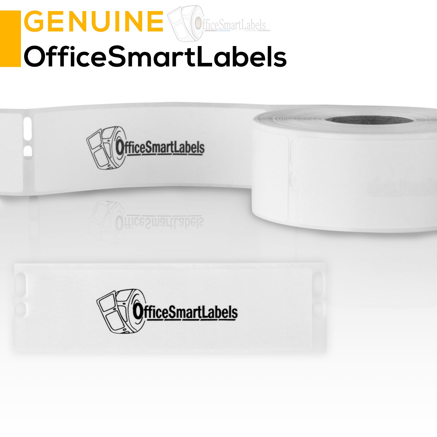 Dymo Compatible 30252-1-1/8'' x 3-1/2'' Address Labels (006 Rolls - 350 Labels Per Roll) by OfficeSmartLabels (Image #5)