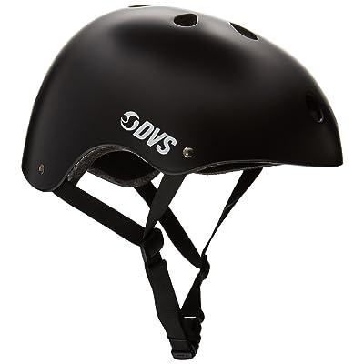 DVS Logo Helmet black / white / noir Taille