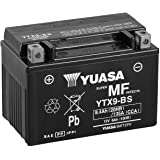Batería Yuasa YTX9-BS 12 V 8 Ah Para Kawasaki ZX-6R NINJA ...