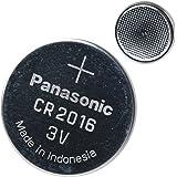 Panasonic CR2016 3V リチウム電池1パックX(5PCS)=5 シングルユースバッテリー [並行輸入品]