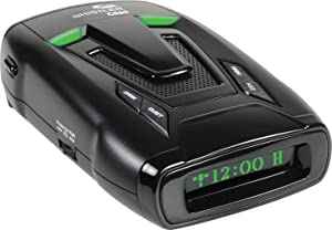 Laser Radar Detector: 360 Degree Protection