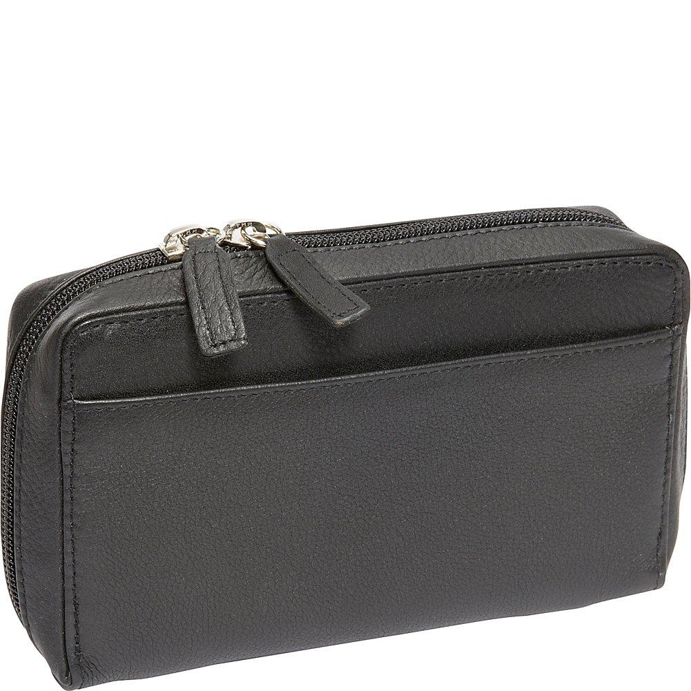 Derek Alexander Medium Organizer Clutch Wallet