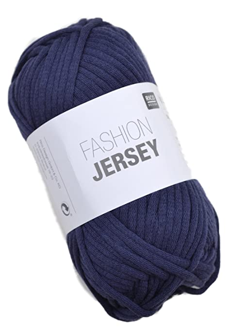 Rico Fashion Jersey Fb. 011 - Marina, jersey visillo hilo ...
