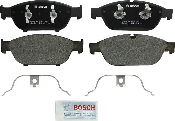 For Audi A6 A7 A8 Quattro 2011-2017 Front Disc Brake Pads Akebono Euro EUR1549