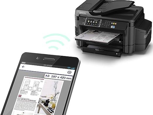 Epson EcoTank ET-16500 Inyección de Tinta 32 ppm 4800 x 2400 ...