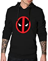 Mens Adult Deadpool Hoodie