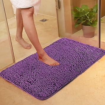 Badematten Badezimmer Teppich Flintronic Microfaser