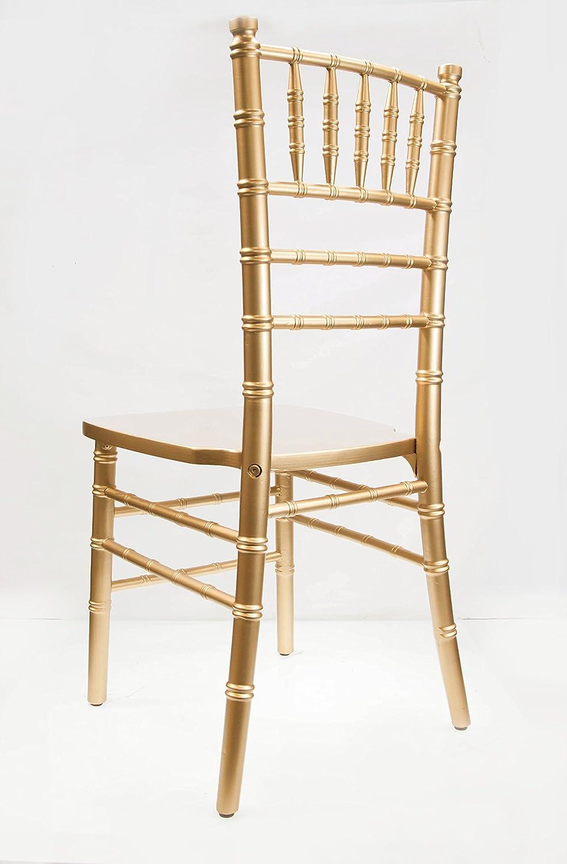 Gold chiavari chair - Gold Chiavari Chair 3